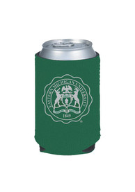 Eastern Michigan Eagles Green Can Coolie