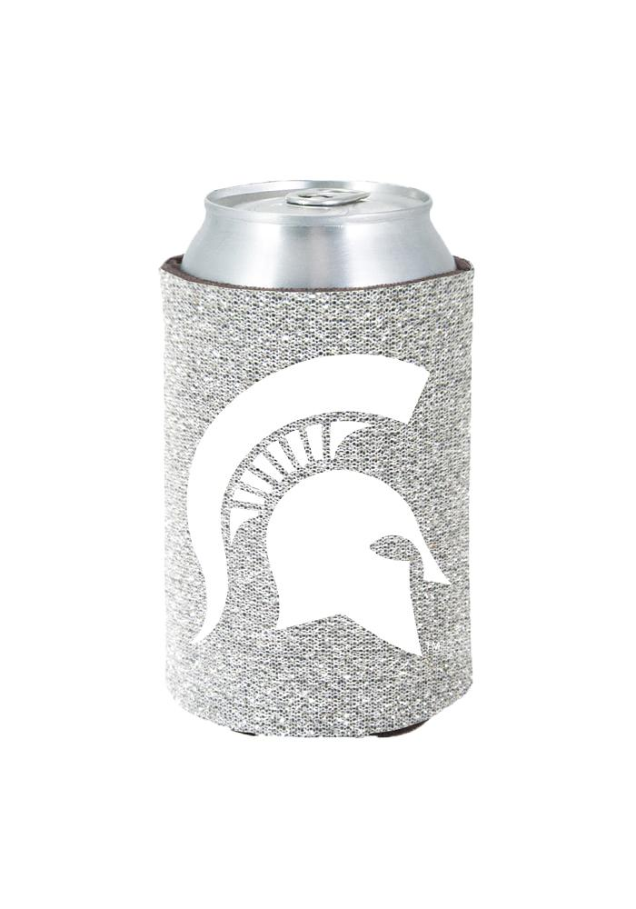 Michigan State Spartans Glitter Can Coolie