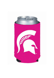 Michigan State Spartans Pink Can Coolie