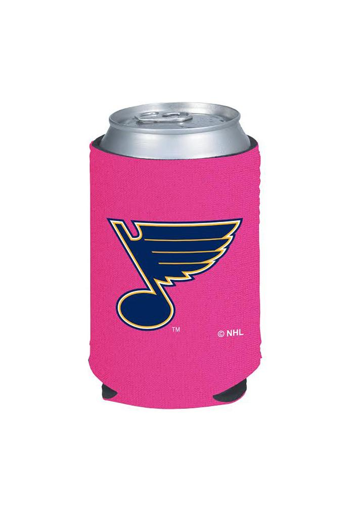 St Louis Blues Can Koozie - Image 1