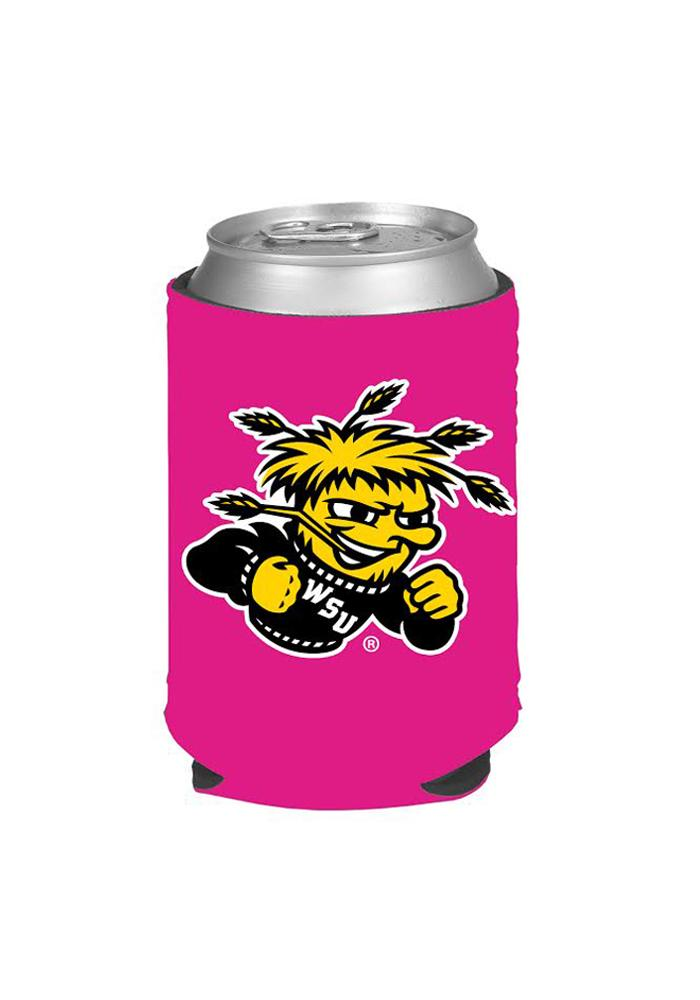 Wichita State Shockers Pink Can Coolie