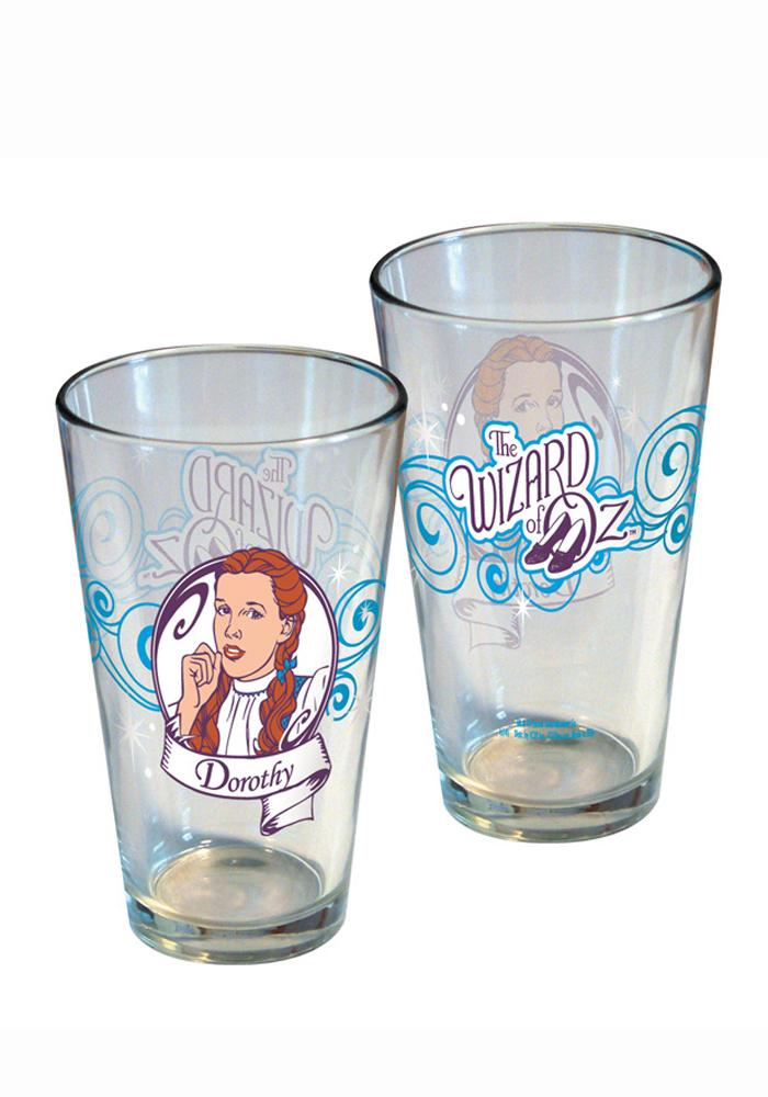Wizard of Oz Dorothy Pint Glass - Image 1