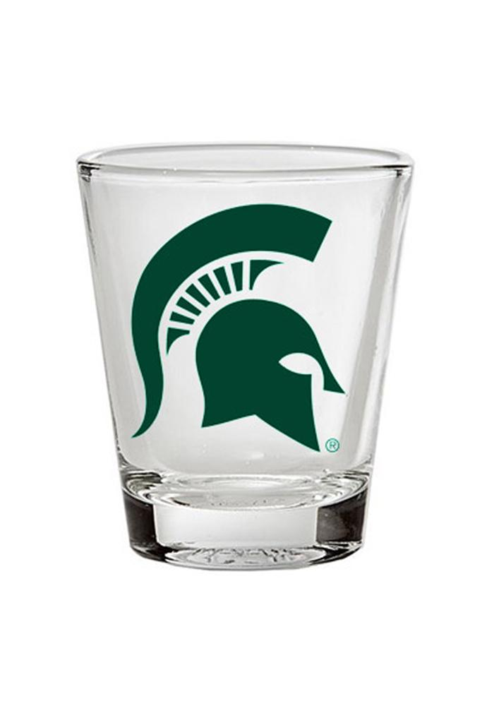 Michigan State Spartans Capitol Decanter