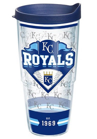 Kansas City Royals 24oz Classic Wrap Tumbler
