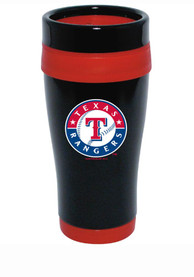 Texas Rangers Stainless Steel Travel Mug