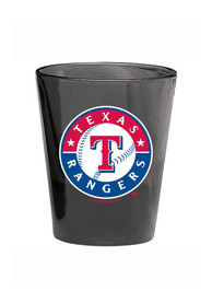 Texas Rangers Translucent Shot Glass