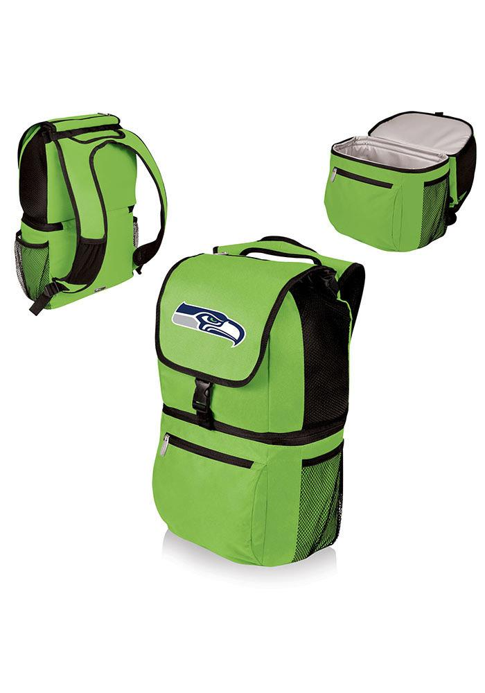 Seattle Seahawks Zuma Backpack Cooler - Image 1