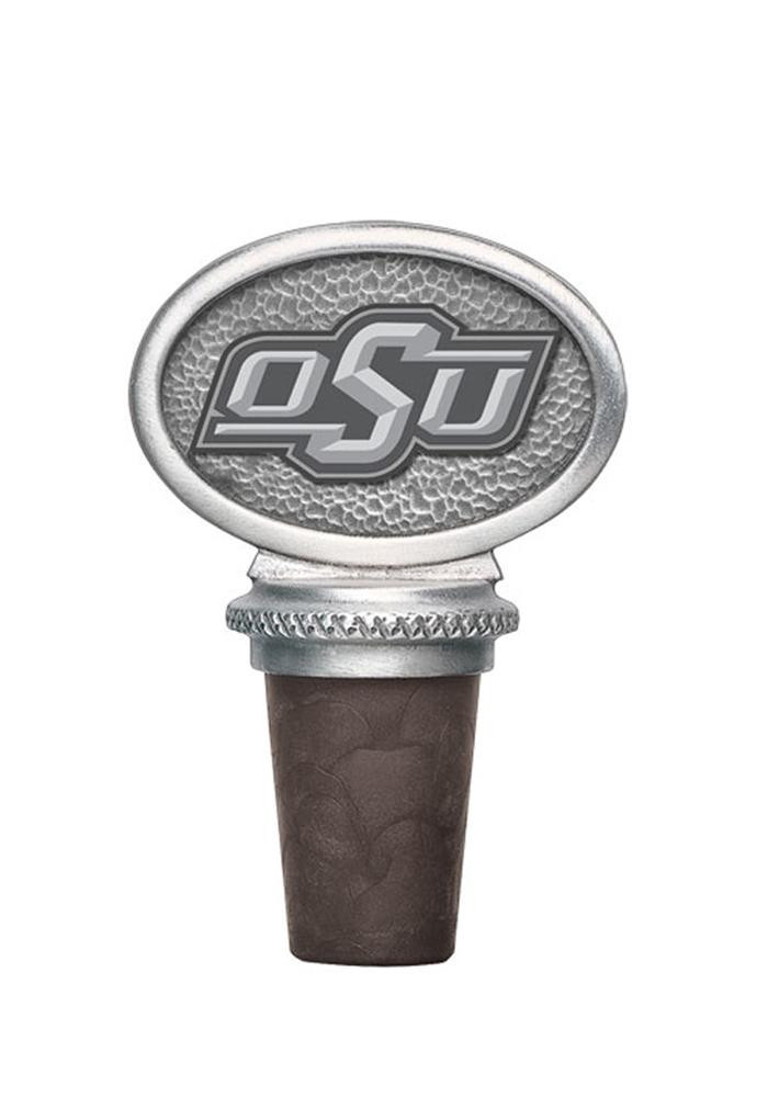 Oklahoma State Cowboys Bottle Stopper Wine Accessory - Image 1