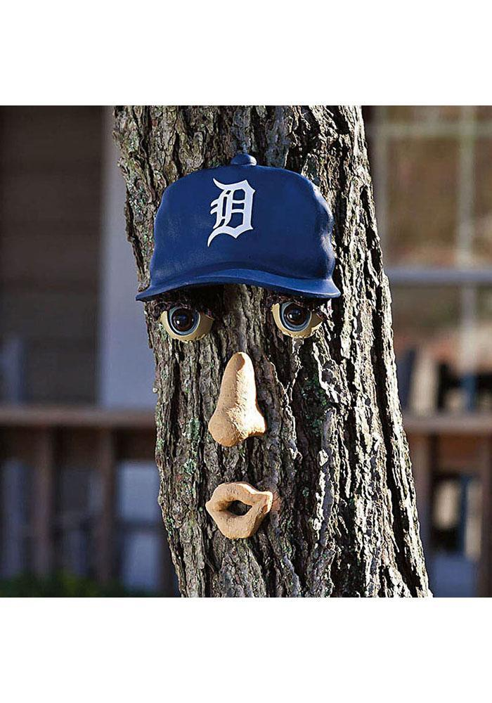 Detroit Tigers Team Forest Face - Image 1