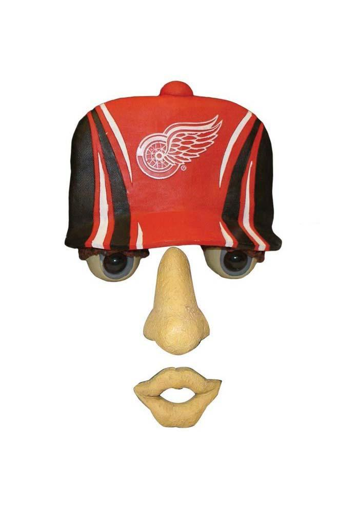 Detroit Red Wings Team Logo Forest Face - Image 2