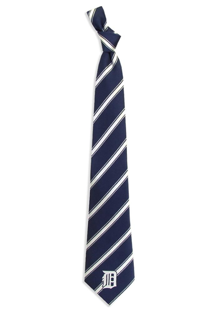 Detroit Tigers Woven Poly 1 Mens Tie - Image 1