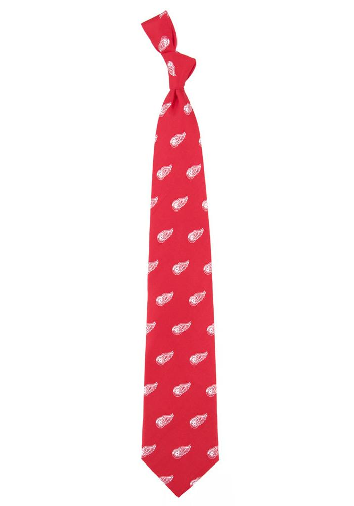 Detroit Red Wings Prep Mens Tie - Image 1