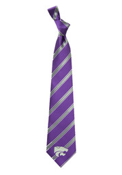 K-State Wildcats Woven Poly Tie