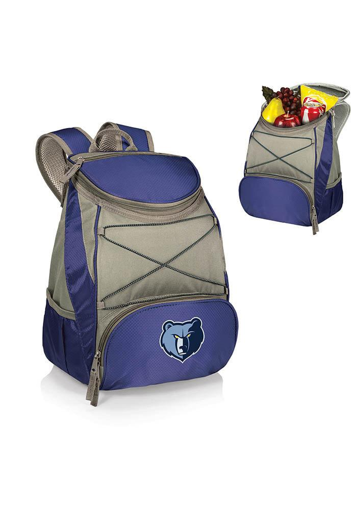 Memphis Grizzlies PTX Backpack Cooler - Image 1