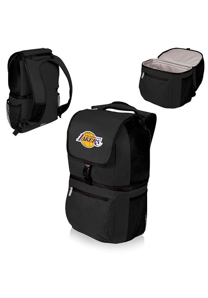Los Angeles Lakers Zuma Backpack Cooler - Image 1