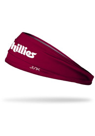 Philadelphia Phillies Phightin Phils Headband - Red