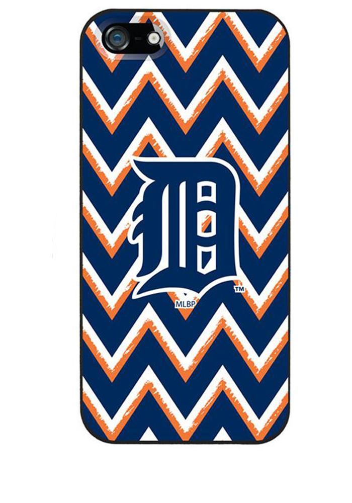 Detroit Tigers Chevron Phone Cover - Image 1