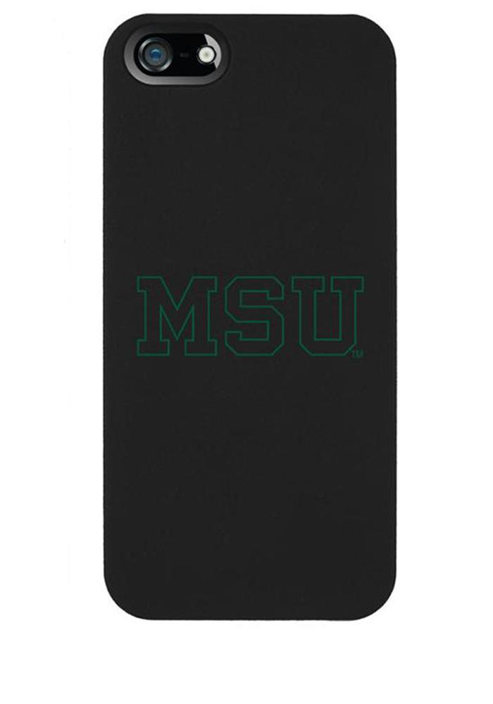 Michigan State Spartans Large Logo Phone Cover - Image 1