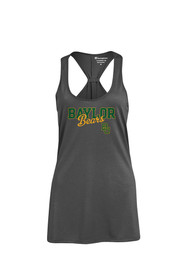 Champion Baylor Bears Juniors Grey Eco Swing Tank Top