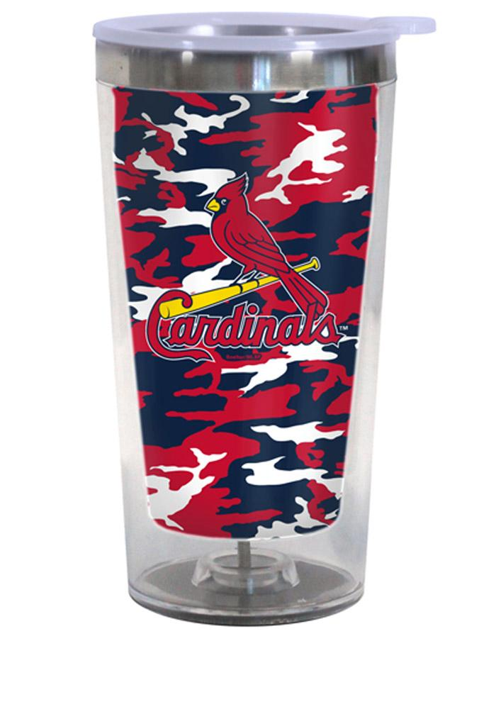 St Louis Cardinals Color Change Travel Mug - Image 2