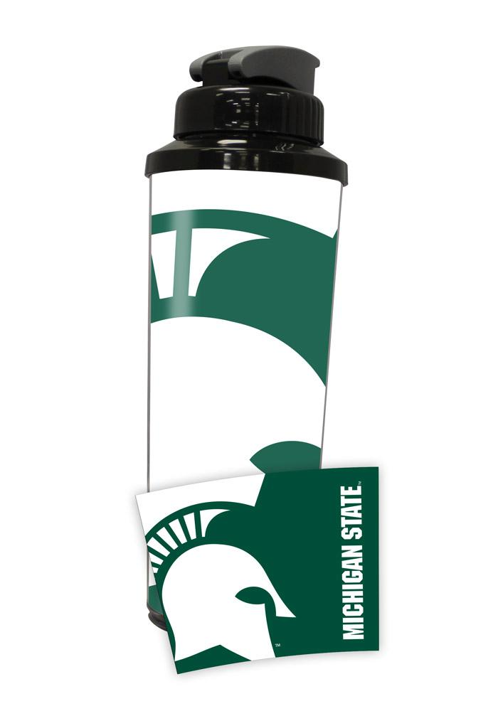 Michigan State Spartans Thermal Sport Water Bottle - Image 1