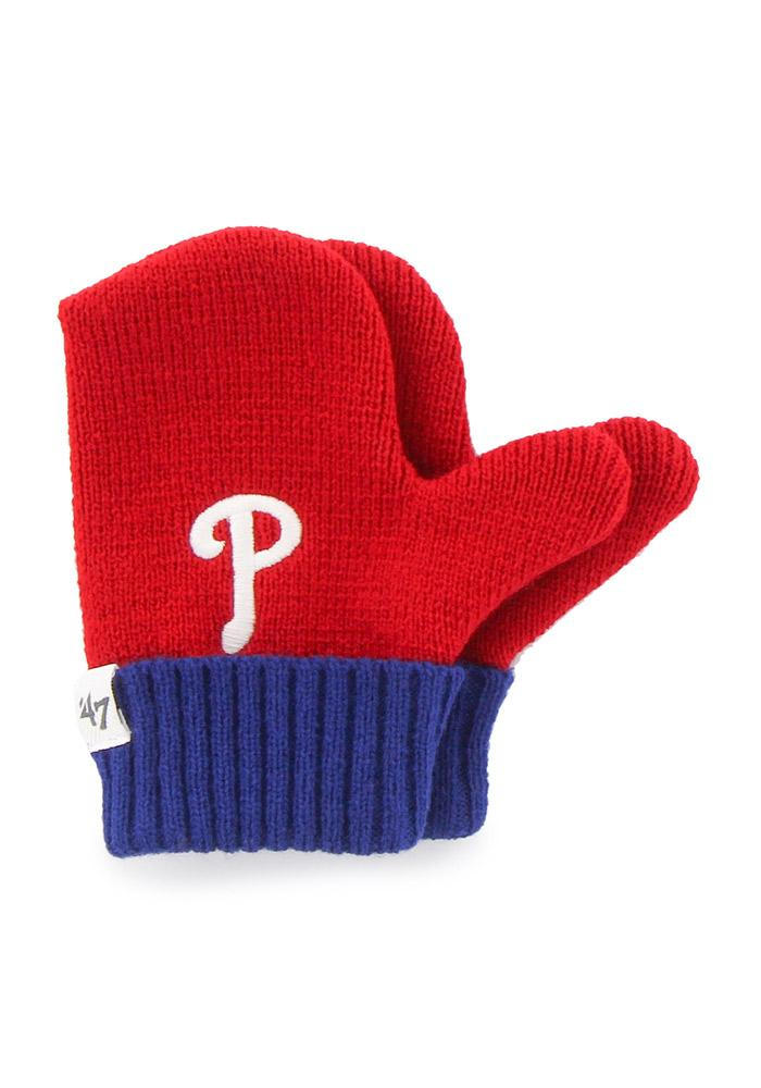 '47 Philadelphia Phillies Blue Bam Bam Baby Knit Hat - Image 5