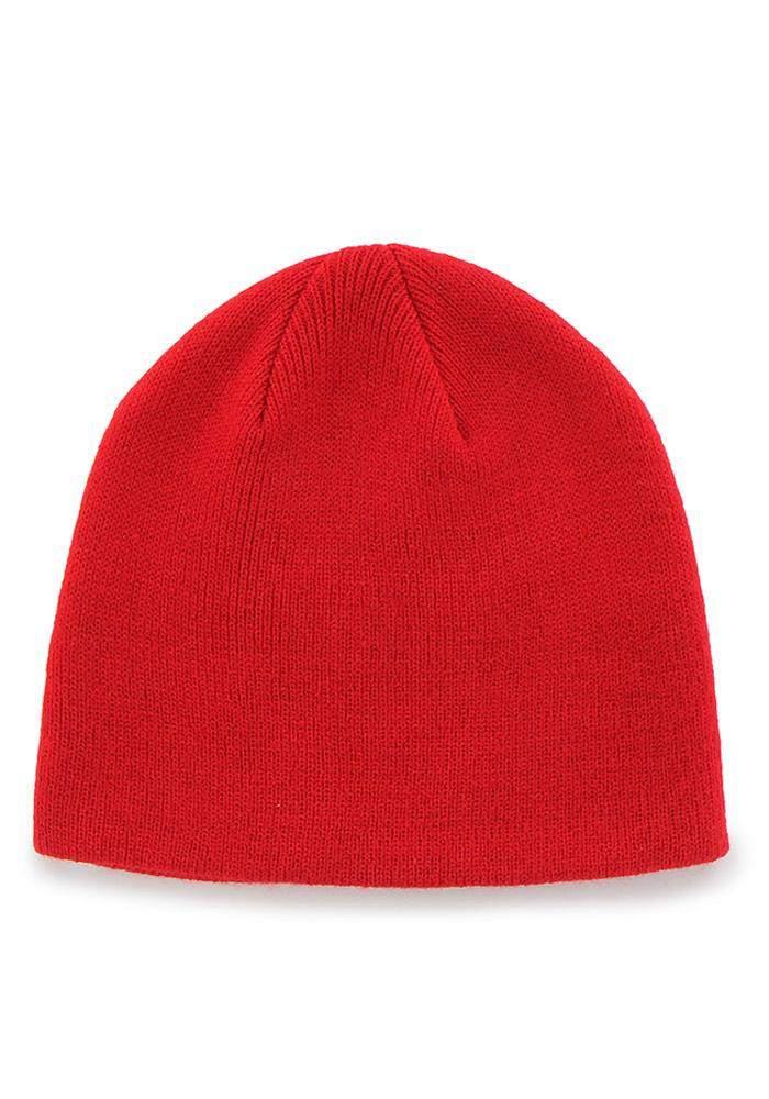 '47 St Louis Cardinals Red Beanie Mens Knit Hat - Image 2