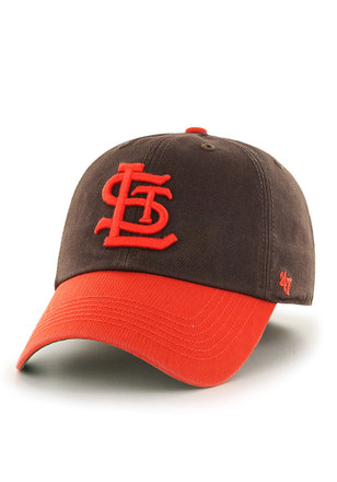 St Louis Browns '47 Mens Brown `47 Franchise Fitted Hat