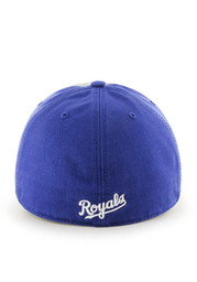 Kansas City Royals 47 Blue `47 Franchise Fitted Hat