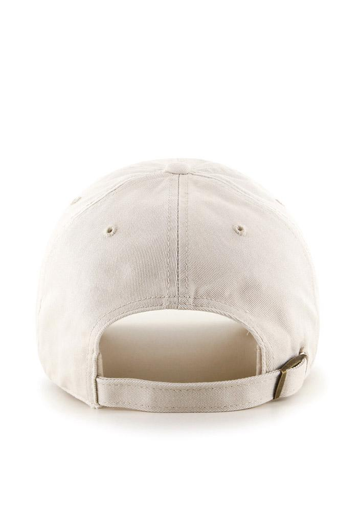 47 Texas Rangers Clean Up Adjustable Hat - Natural - Image 2
