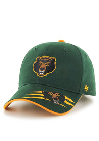 Baylor Bears Green Claws Youth Adjustable Hat