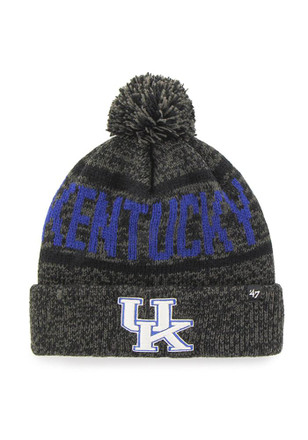 '47 Kentucky Wildcats Grey Northmont Cuff Knit Hat