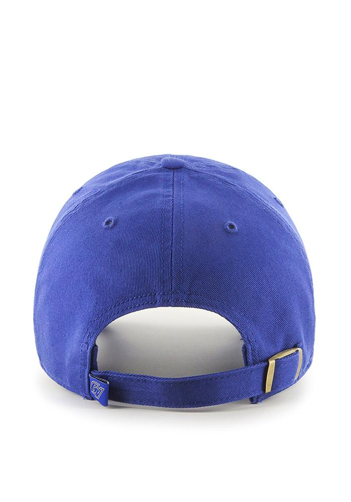 '47 Grand Valley State Lakers Clean Up Adjustable Hat - Blue - Image 2