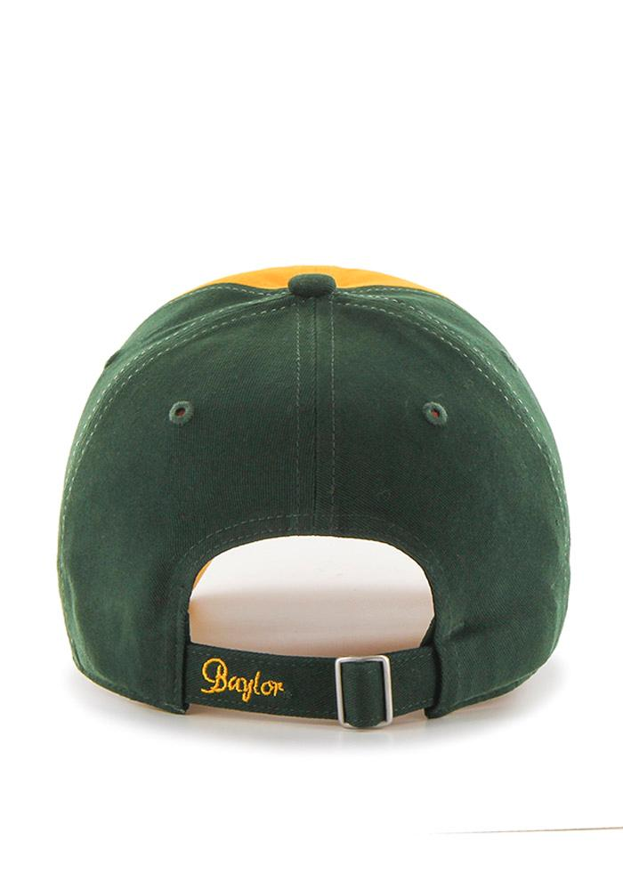 '47 Baylor Bears Green Two Tone Sparkle Womens Adjustable Hat - Image 2