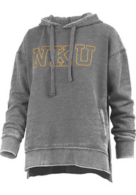 Northern Kentucky Norse Womens Marni Hooded Sweatshirt - Black