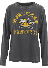 Northern Kentucky Norse Womens Selena T-Shirt - Black