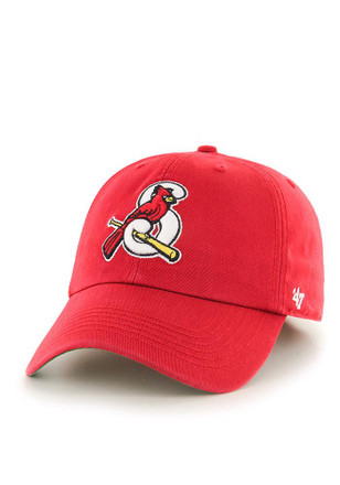 Springfield Cards '47 Mens Red Franchise Fitted Hat