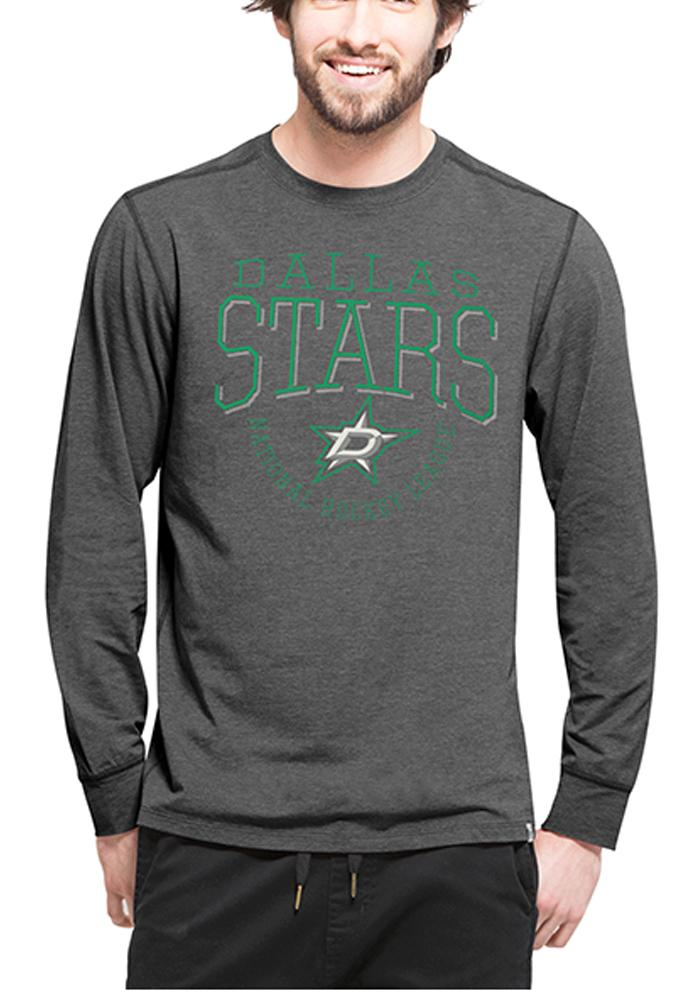 47 Dallas Stars Black Cadence Long Sleeve T-Shirt - Image 1