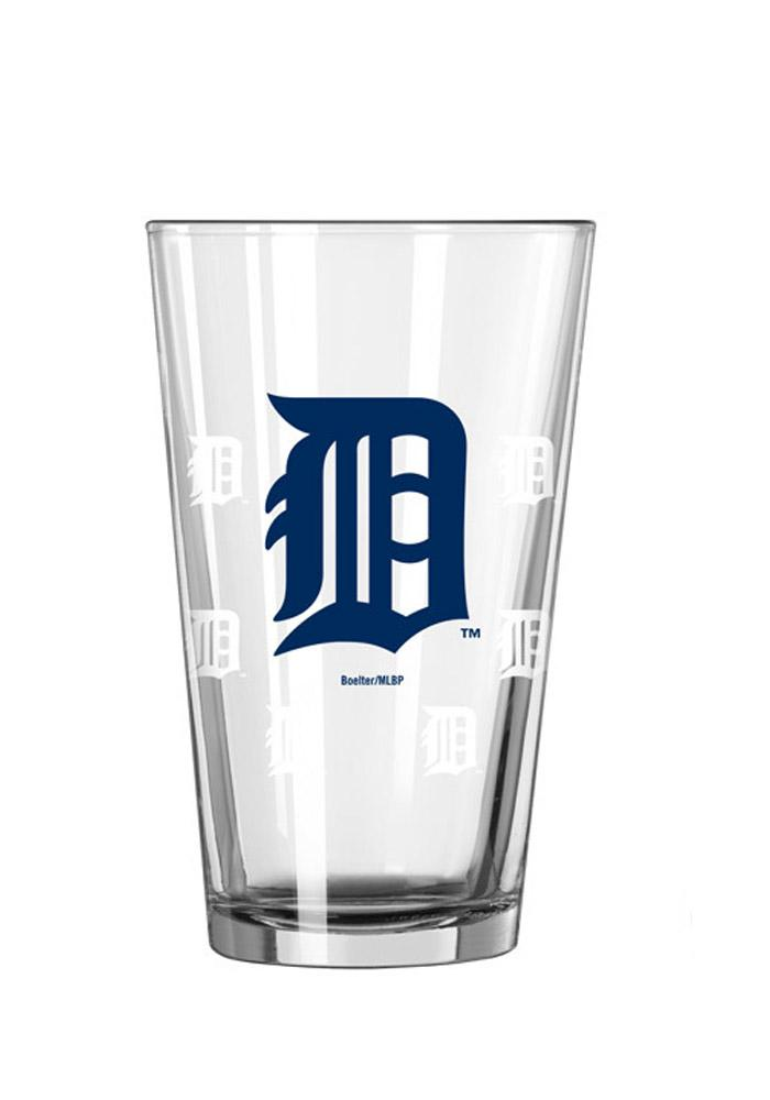 Detroit Tigers 16 oz Color Changing Pint Glass - Image 1