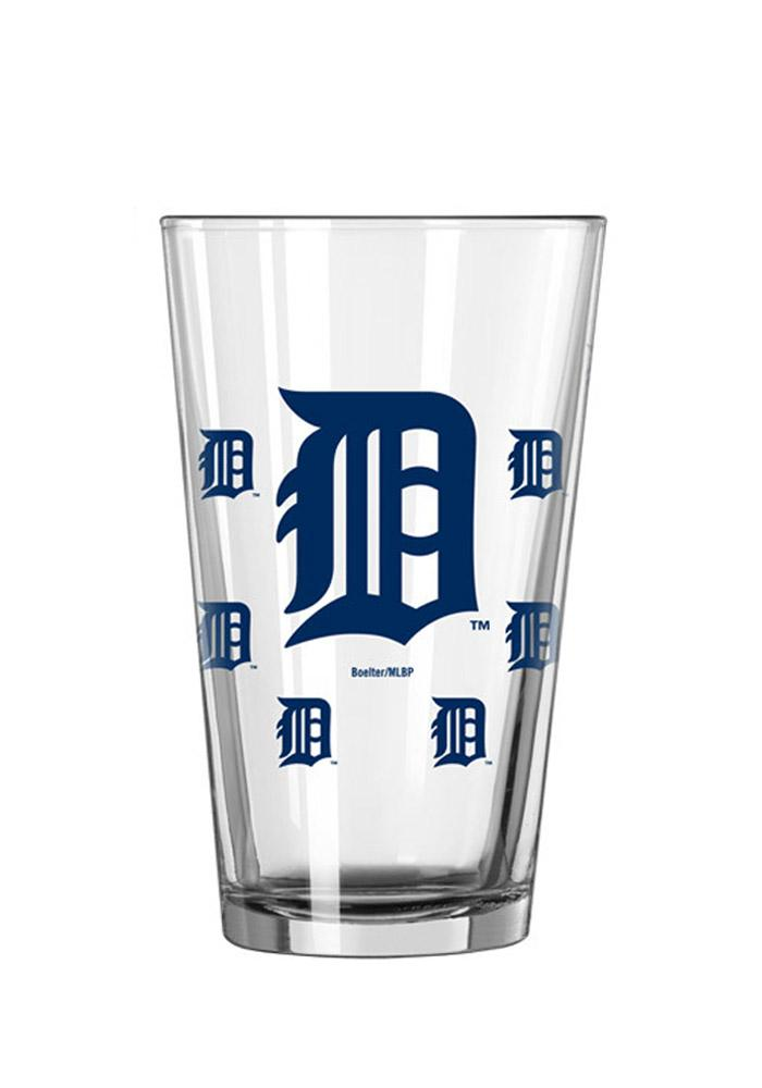 Detroit Tigers 16 oz Color Changing Pint Glass - Image 3