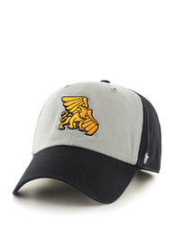 6cd4214b64d24  47 Missouri Western Griffons Black Clean Up Adjustable Hat
