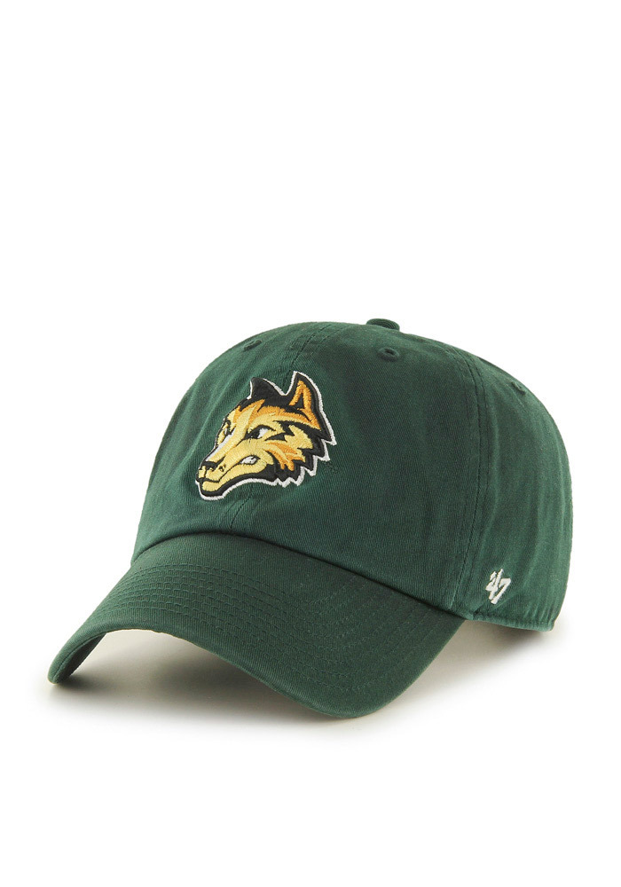 47 Wright State Raiders Clean Up Adjustable Hat - Green - Image 1