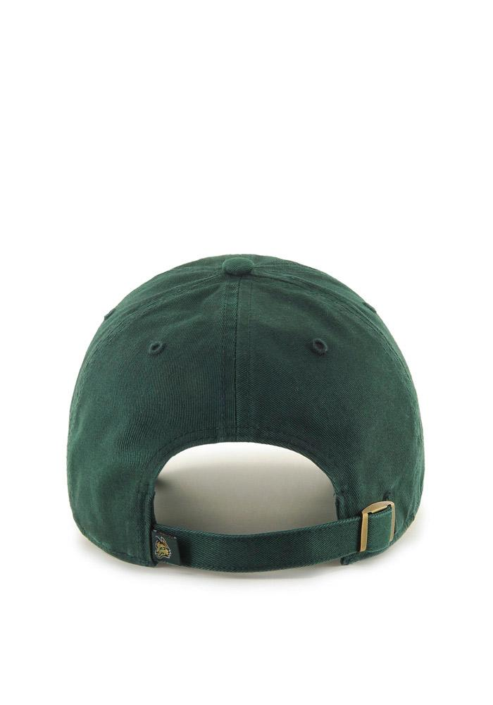 47 Wright State Raiders Clean Up Adjustable Hat - Green - Image 2