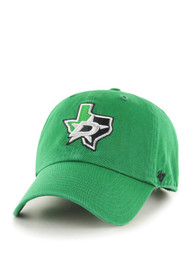 47 Dallas Stars Clean Up Adjustable Hat - Green
