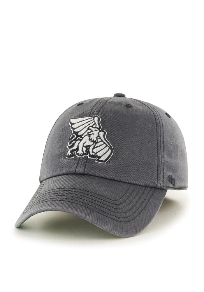 '47 Missouri Western Griffons Mens Grey `47 Franchise Fitted Hat - Image 1