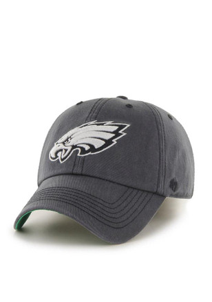 Philadelphia Eagles '47 Mens Grey Sachem `47 Franchise Fitted Hat