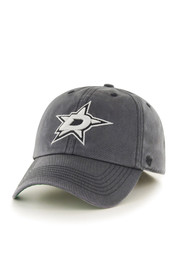 Dallas Stars 47 Charcoal Sachem `47 Franchise Fitted Hat