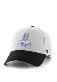 47 Detroit Lions Munson Adjustable Hat - Grey