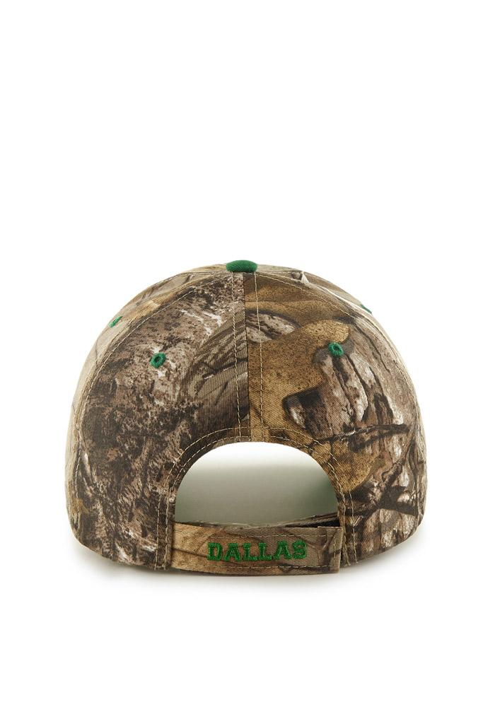 47 Dallas Stars Realtree Frost Adjustable Hat - Green - Image 2