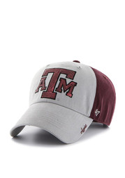 '47 Texas A&M Aggies Maroon Two Tone Sparkle Adjustable Hat